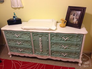 Refinished Laminate Furniture