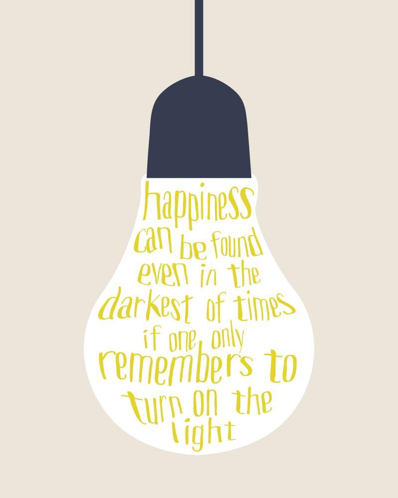 HappinessCanBeFound