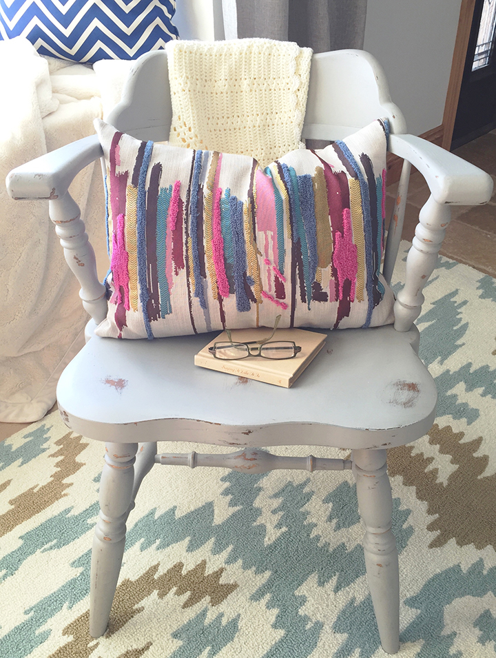 Classic Wooden Chair Makeover